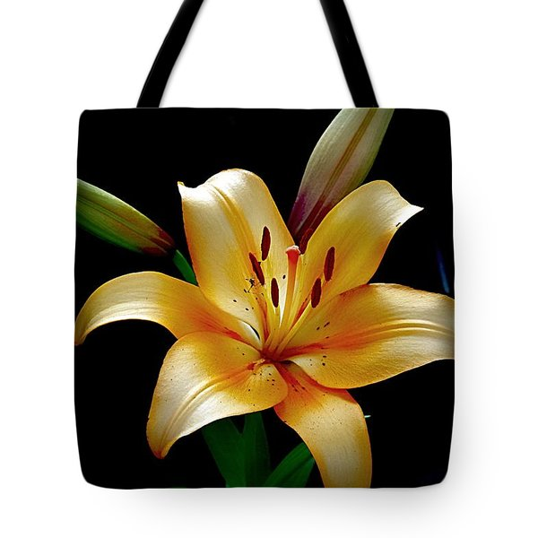 The Queen Lily Tote Bag