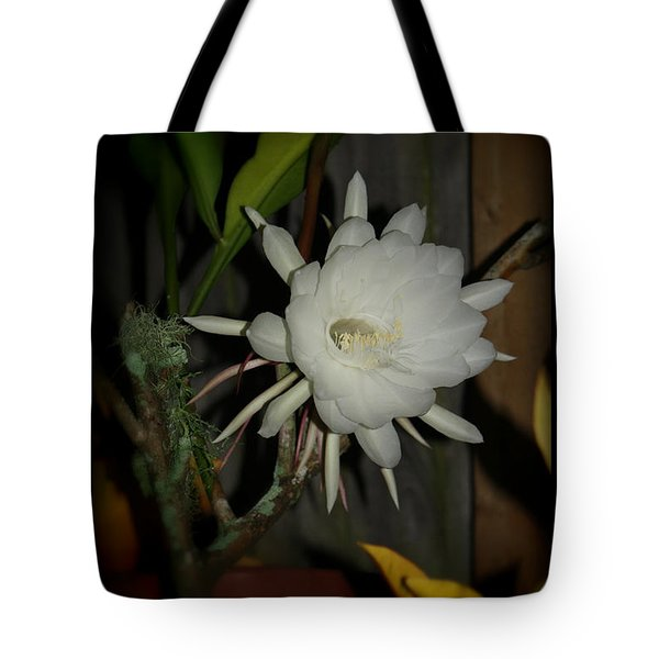 The Queen Of The Night Tote Bag
