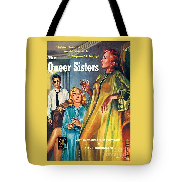The Queer Sisters Tote Bag