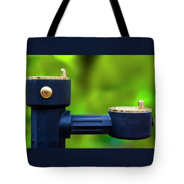 Tote Bag featuring the photograph The Quencher by Paul Wear