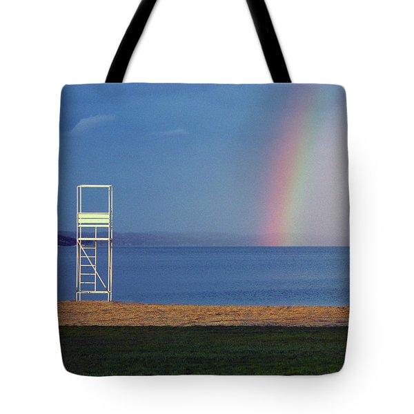 The Quiet Season - Lake Geneva Wisconsin Tote Bag