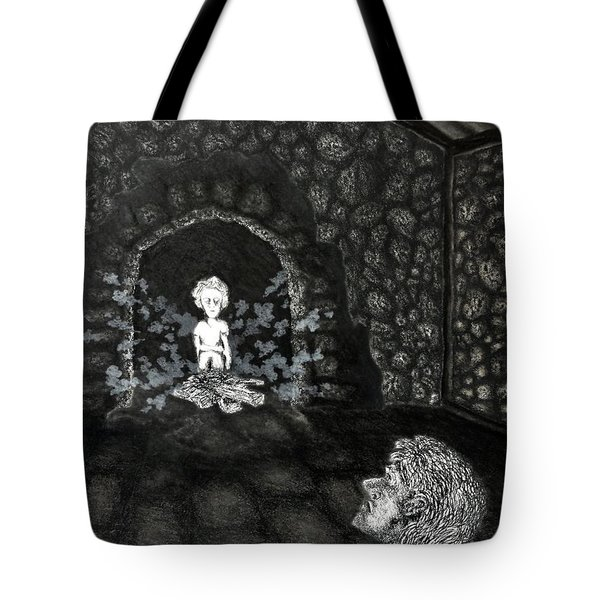 The Radiant Boy Tote Bag