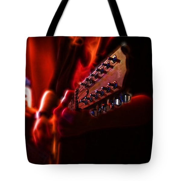 The Radiant Musicians Tote Bag