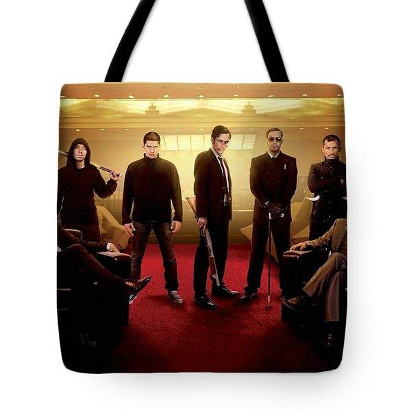 The Raid 2 Tote Bag