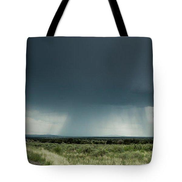 The Rain Storm Tote Bag