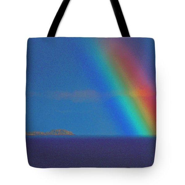 The Rainbow Tote Bag