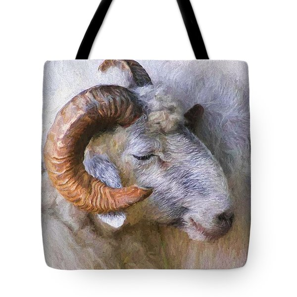The Ram Tote Bag