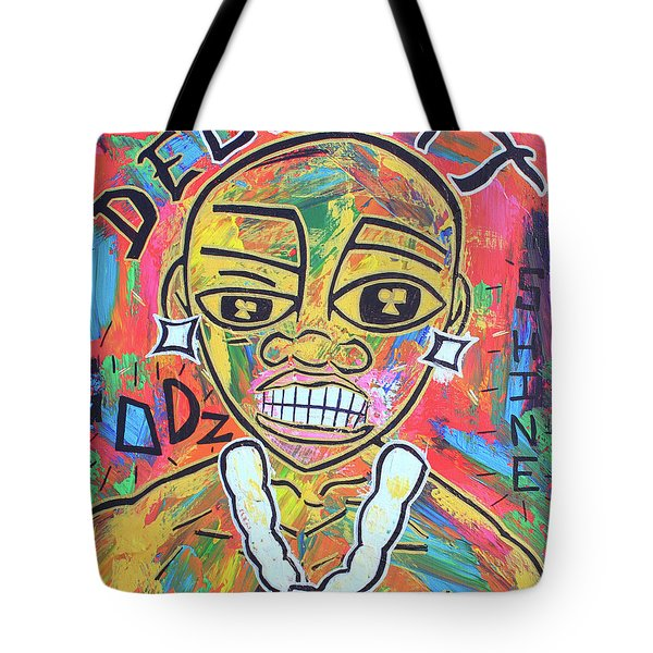 The Rappers Delight  Tote Bag