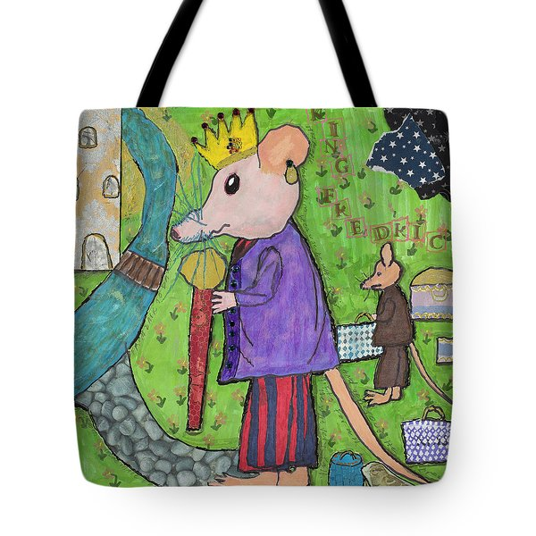 The Rat King Tote Bag