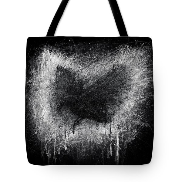 The Raven - Black Edition Tote Bag