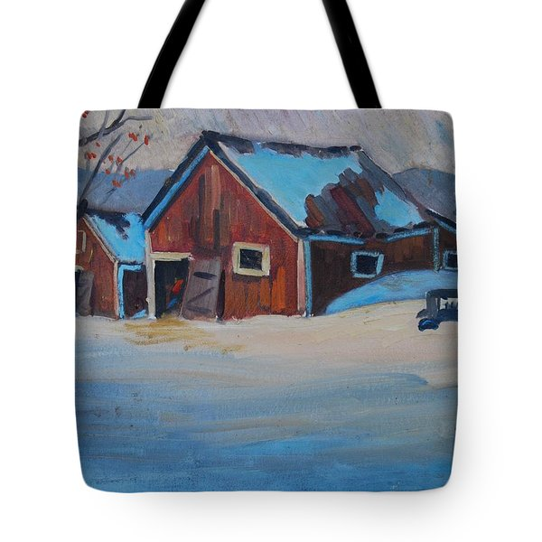 The Raymond Serre Farm Tote Bag