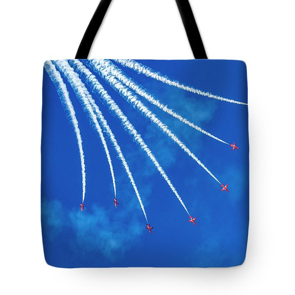 Tote Bag featuring the photograph The Rds  by Cliff Norton