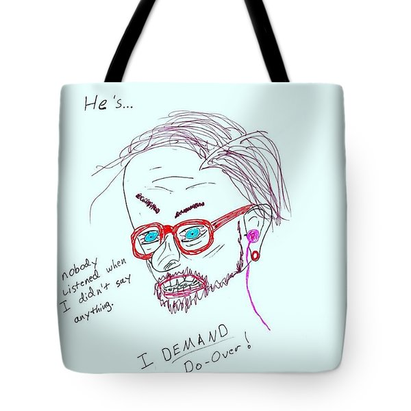 The Reactivist Tote Bag by David S Reynolds