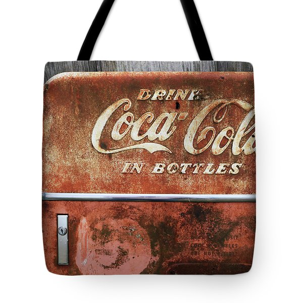 The Real Thing Tote Bag by Christopher McKenzie