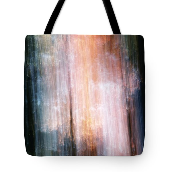 The Realm Of Light Tote Bag