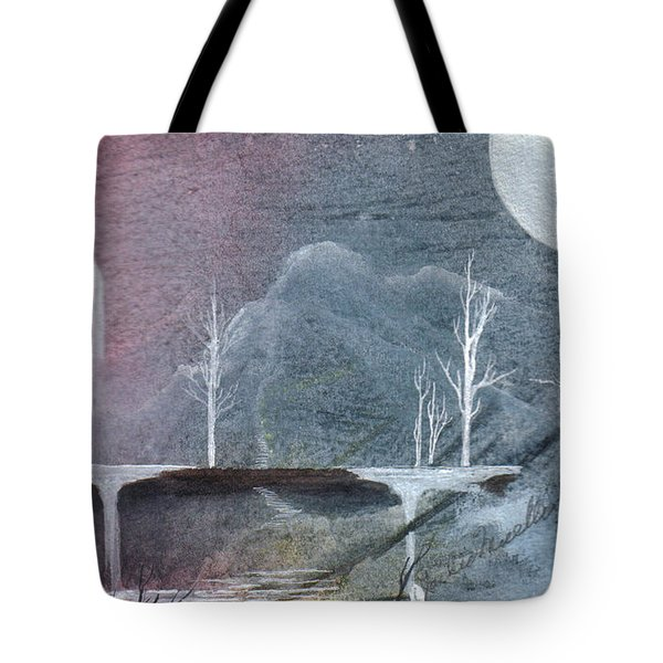 The Realm Of Queen Astrid Tote Bag