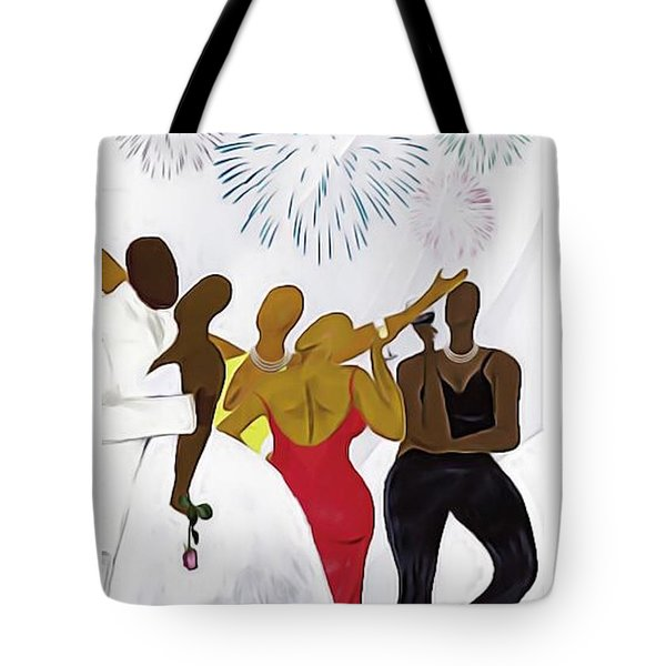 The Reception Tote Bag