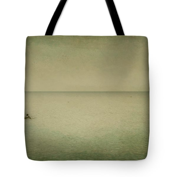 The Recesses Of The Deep Tote Bag