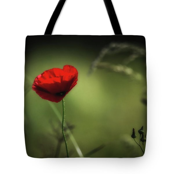 The Red Dot Tote Bag