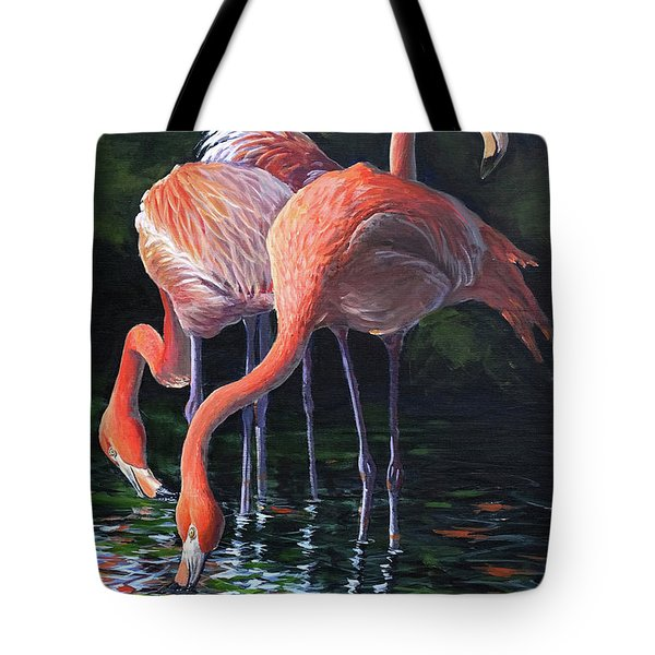 The Red Princes Of The South Tote Bag