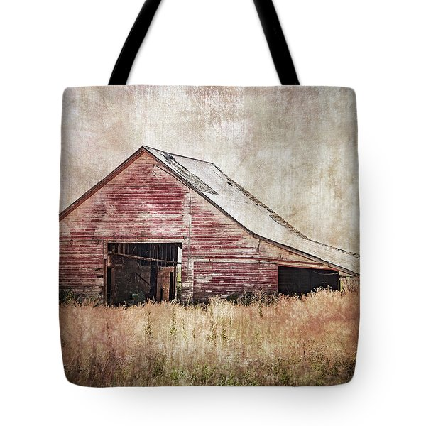 The Red Shed Tote Bag