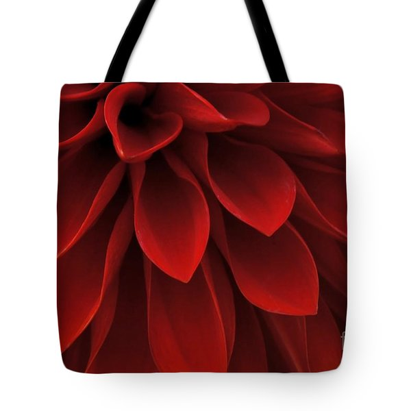 The Reddest Red Tote Bag