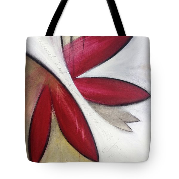 The Redeemed Heart Tote Bag