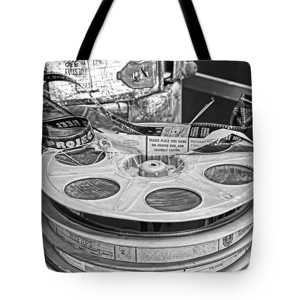 The Reel Thing  Tote Bag