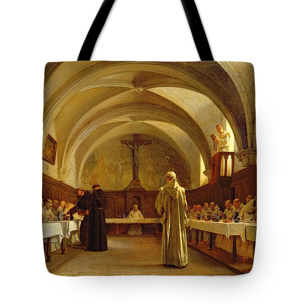 The Refectory Tote Bag by Theophile Gide