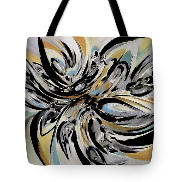 The Reflecting Expression Tote Bag