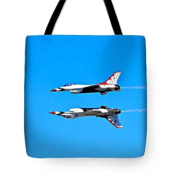 The Reflection Pass Tote Bag