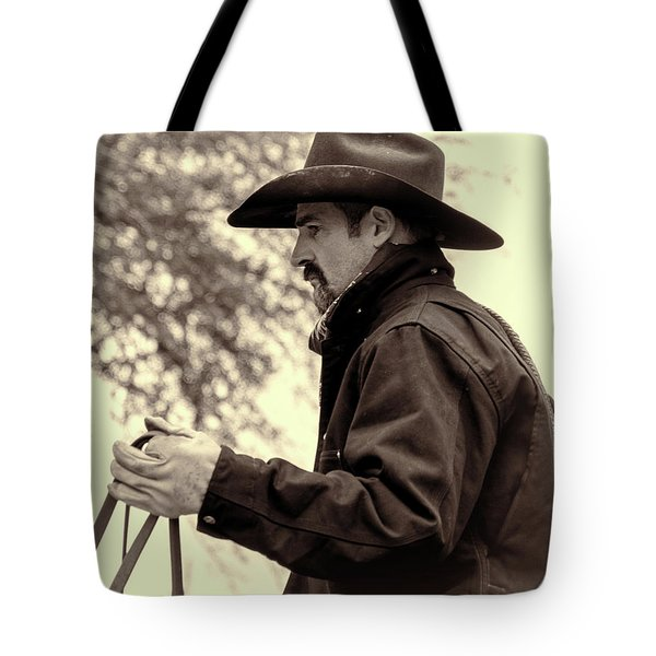 The Reins  Tote Bag