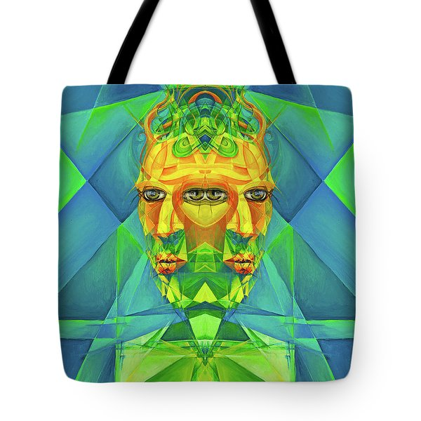The Reinvention Reinvented 2 Tote Bag