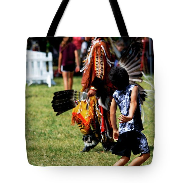 The Relay Tote Bag
