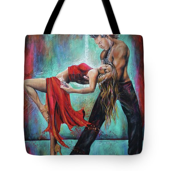 The Release Tote Bag