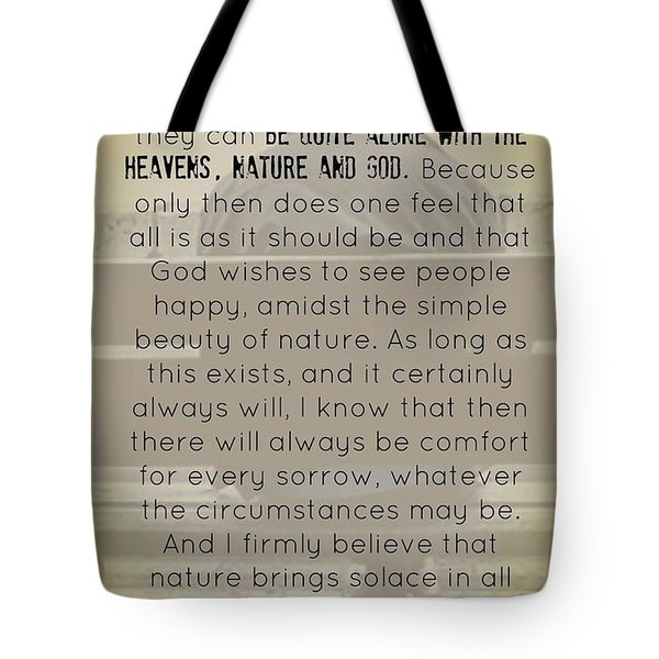 The Remedy Tote Bag