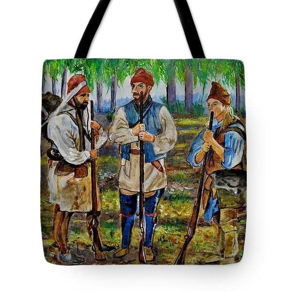 The Rendezvous. Tote Bag