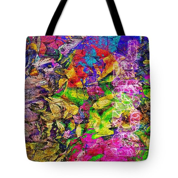The Repairer Of The Breach Tote Bag