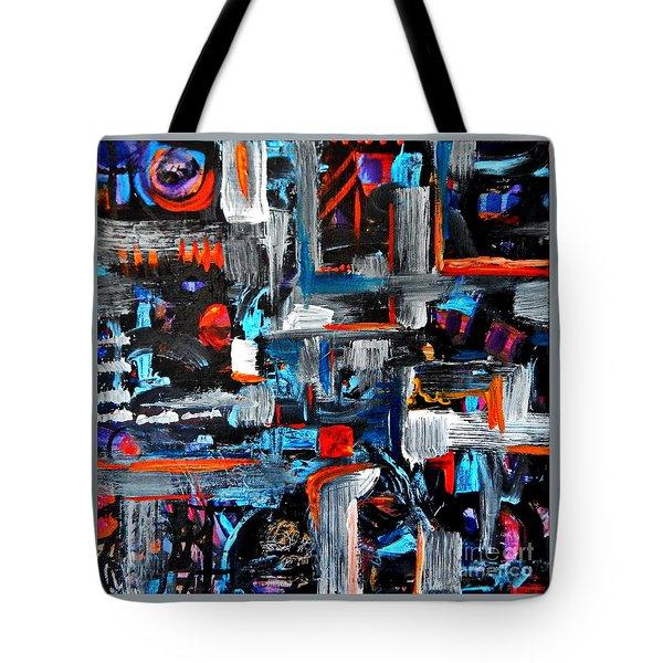 The Reprieve Tote Bag