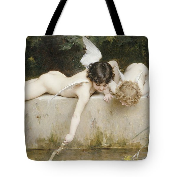 The Rescue Tote Bag by Emile Munier
