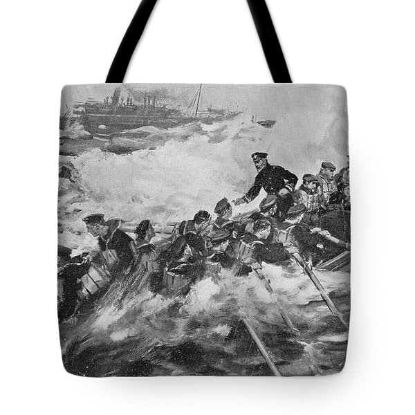 The Rescue Of The Princess Royal And Tote Bag