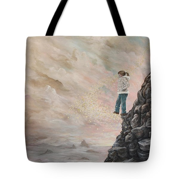 The Resolute Soul Tote Bag