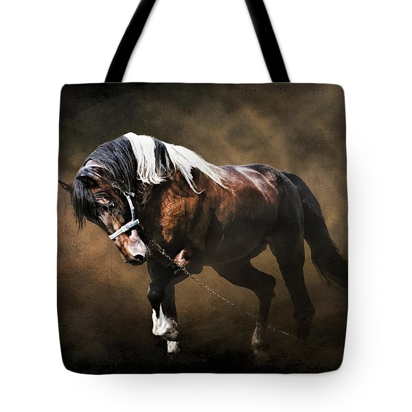 Tote Bag featuring the photograph The Restless Gypsy by Brian Tarr