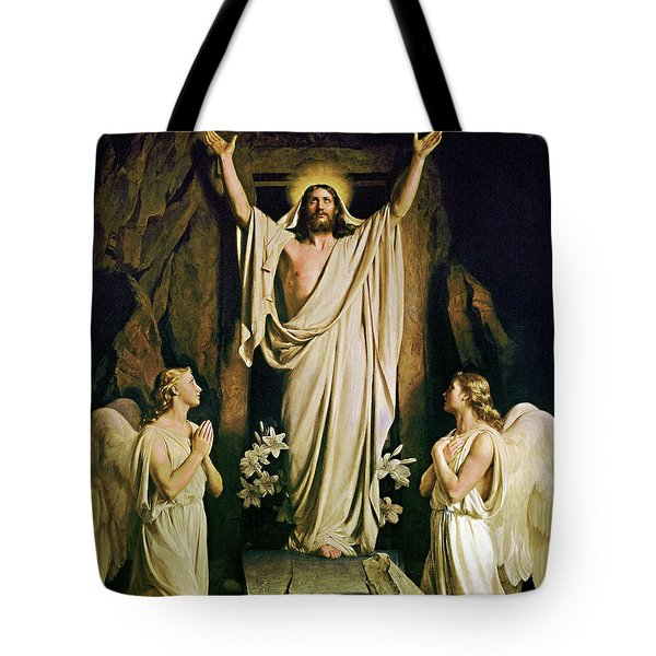 The Resurrection Tote Bag