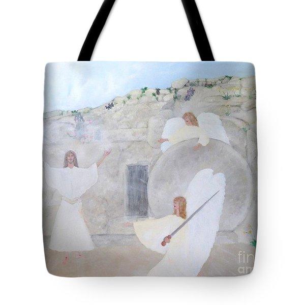 The Resurrection Tote Bag