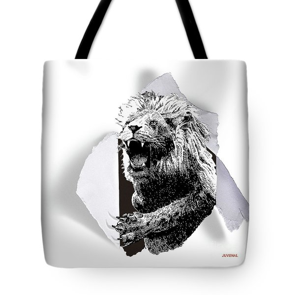 The Return Of Christ Tote Bag by Joseph Juvenal