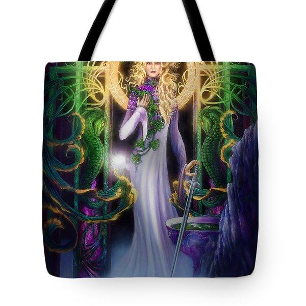 The Return Of Ithwenor Tote Bag