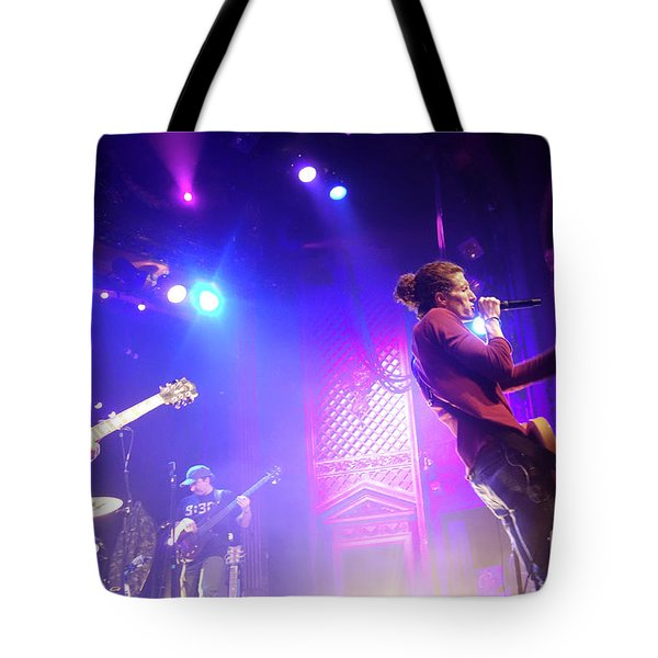 The Revivalists Tote Bag