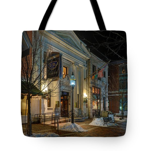 The Ri Ra Pub Tote Bag