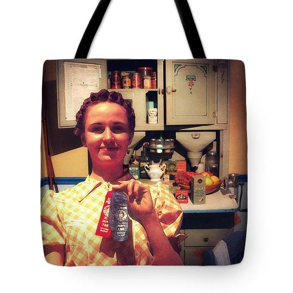 The Ribbon Winner Tote Bag